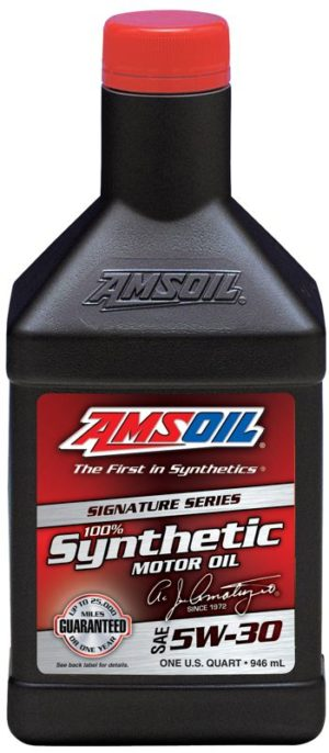 AMSOIL Signature Series Beat Mobil1 and Royal Purple in Independent Lab Testing
