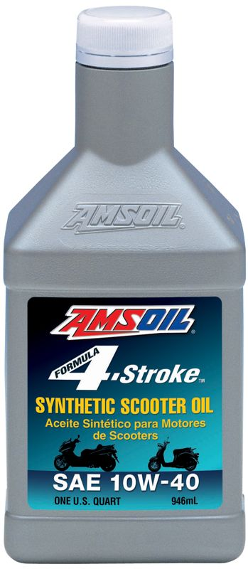 AMSOIL Synthetic Oils and Filters for Motocross and ATVs