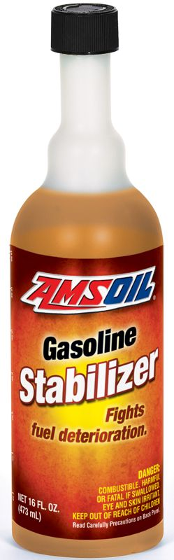 AMSOIL Gasoline Stabilizer