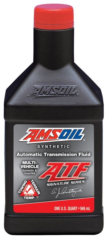 AMSOIL Synthetic Multi-Vehicle Automatic Transmission Fluid