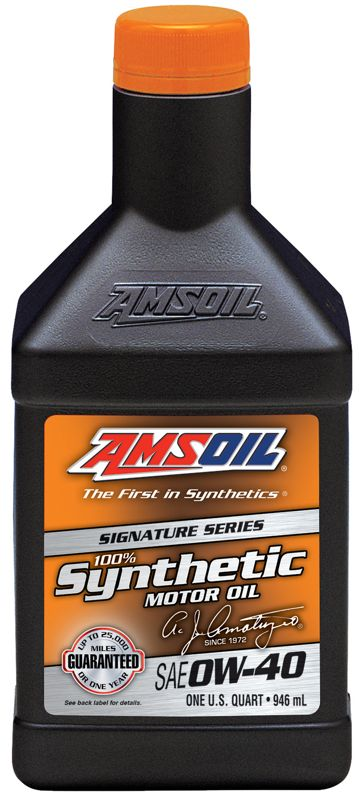 Amsoil Synthetic Oils And Filters For Recreational Vehicles Rvs