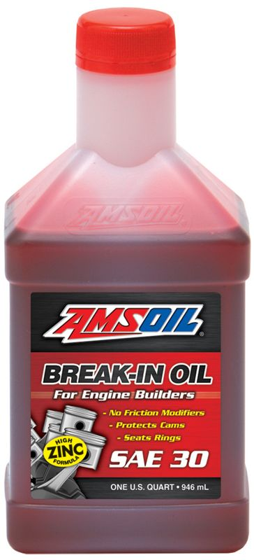 AMSOIL Break in oil SAE 30