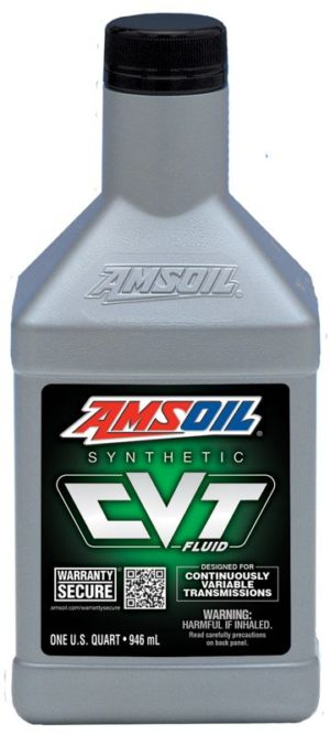 AMSOIL Synthetic CVT Fluid