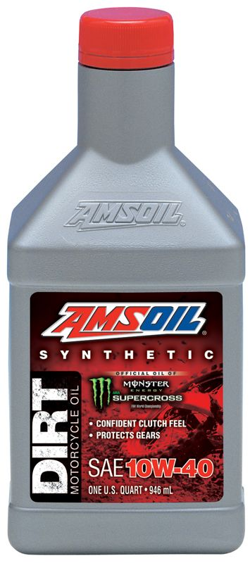 AMSOIL Synthetic Dirt Bike Oils