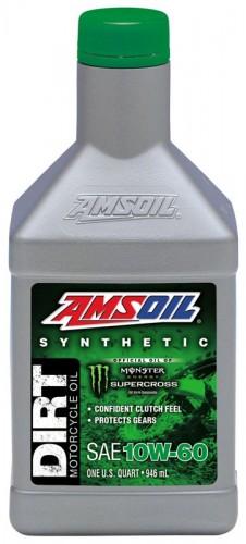 AMSOIL Synthetic 10W-60 Dirt Bike Oil