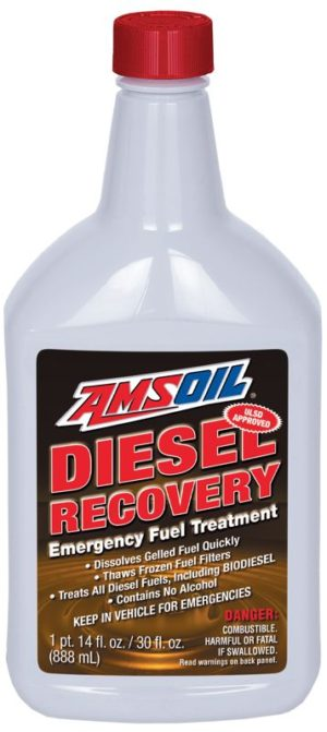 AMSOIL Diesel Recovery Emergency Fuel Treatment