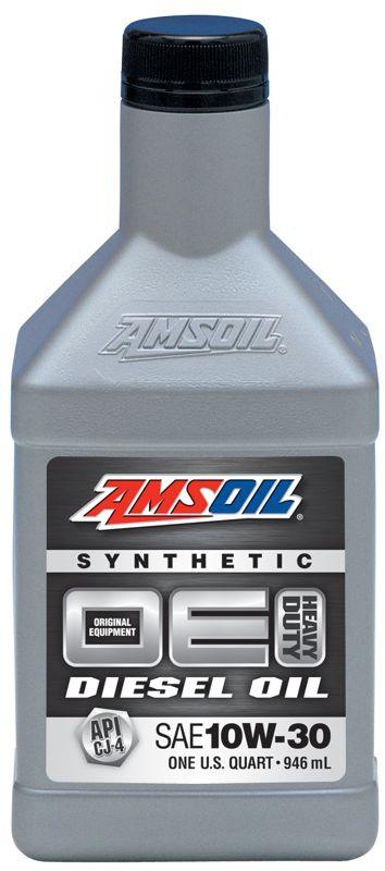 AMSOIL OE SAE 10W30 Synthetic Diesel Oil