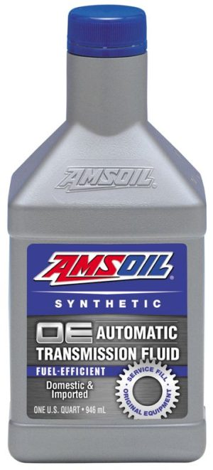 AMSOIL OE Synthetic Automatic Transmission Fluid