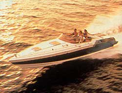 AMSOIL Synthetic Lubricants Protects Your Expensive Marine Investment