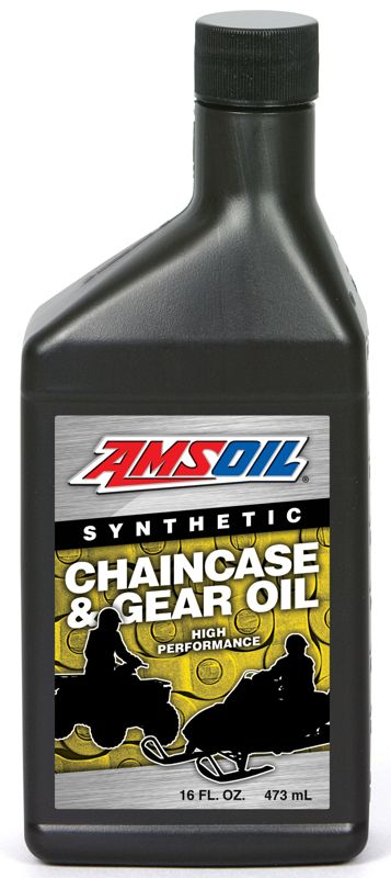 AMSOIL Synthetic Chaincase and Gear Oil