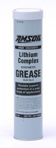 AMSOIL Lithium Complex Grease