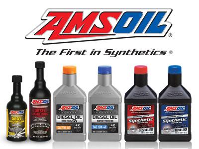 AMSOIL Diesel Product Line