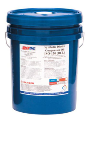 DC Series Synthetic Ester Compressor Oil