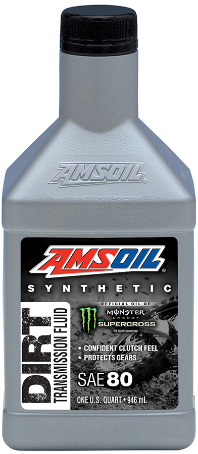 Amsoil Synthetic Dirt Bike Transmission Fluid