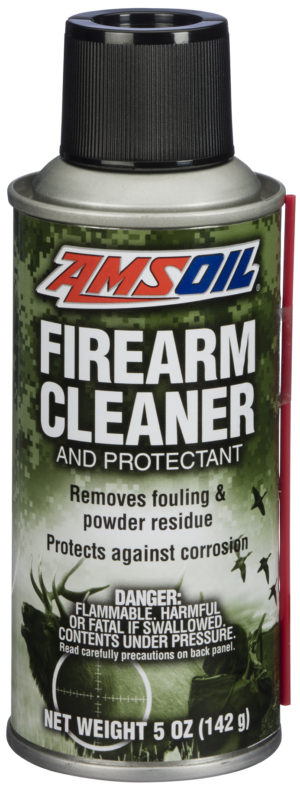 AMSOIL Firearm Cleaner and Protectant