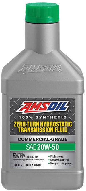AMSOIL Synthetic 20W-50 Zero Turn Hydrostatic Transmission Fluid