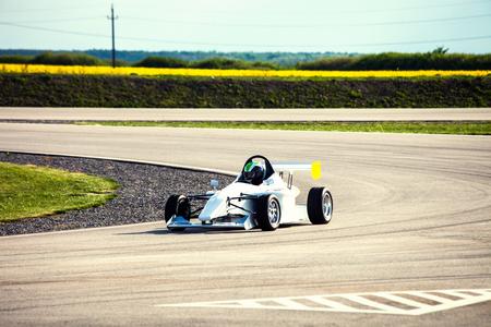 Race Cars Need High Performance Oil