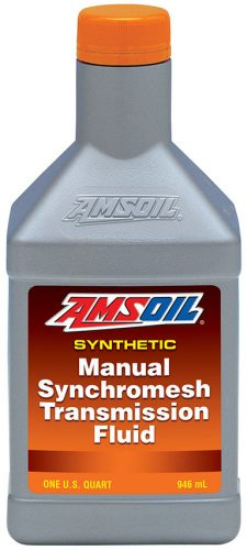 AMSOIL Synthetic Manual Synchromesh Transmission Fluid 5W-30