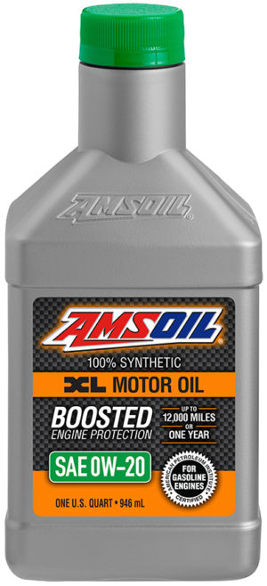 AMSOIL XL Series Synthetic SAE 0W-20 Motor Oil