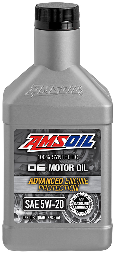 AMSOIL OE SAE 5W-20 Synthetic Motor Oil