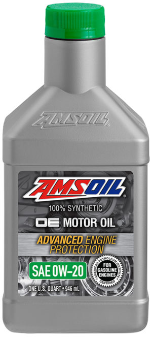 AMSOIL OE SAE 0W-20 Synthetic Motor Oil