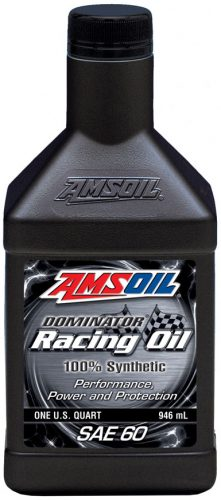 AMSOIL DOMINATOR Synthetic SAE 60 Racing Oil