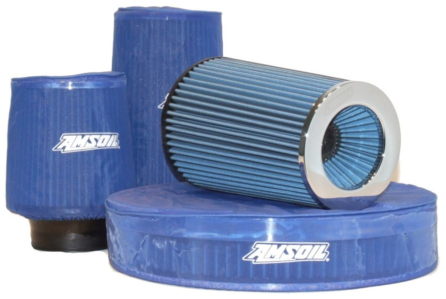 AMSOIL Ea®Air Induction and Racing Air Filters with Nanofiber Technology