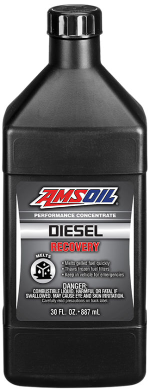 AMSOIL Emeregency Fuel Treatment for Gelled Diesel Fuel