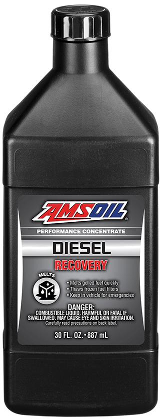 AMSOIL Emeregency Fuel Treatment for Gelled Diesel Fuel