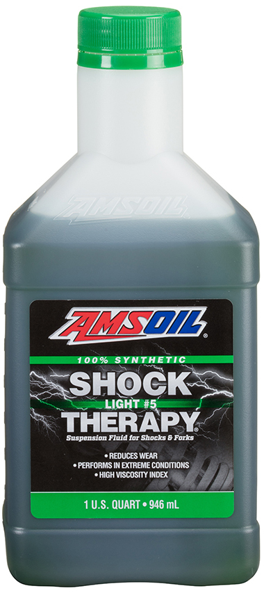 AMSOIL Synthetic Shock Therapy Light #5