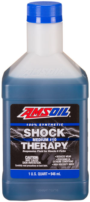 AMSOIL Synthetic Shock Therapy Suspension Fluid Medium #10
