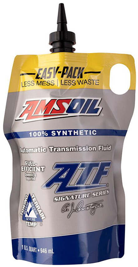 AMSOIL Synthetic Lubricants and Filters for 4x4 and Offroad Applications
