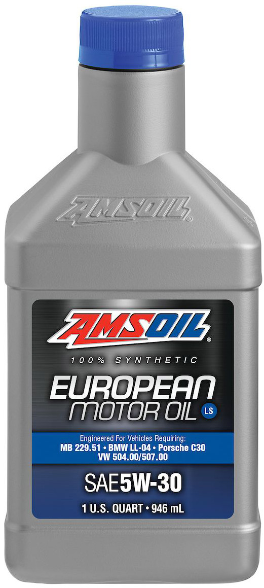 AMSOIL Synthetic 5W-30 European Motor Oil