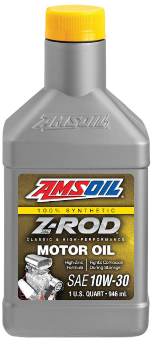 AMSOIL Z-ROD Synthetic SAE 10W-30 Motor Oil